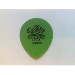 DUNLOP DUNLOP TORTEX TEAR DROP - 0.88