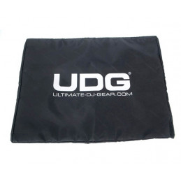U9242 - ULTIMATE TURNTABLE & 19 MIXER DUST COVER BLACK (1 PC)