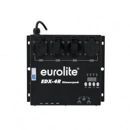 EUROLITE EDX-4R DIMMER PACK