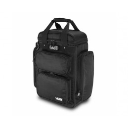 U9022BL/OR - ULTIMATE PRODUCERBAG LARGE BLACK/ORANGE