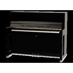 FEURICH 115 PREMIER PIANOFORTE VERTICALE NERO LUCIDO