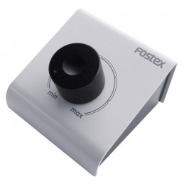 FOSTEX PC1E CONTROLLO VOLUME BIANCO
