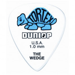 424P Tortex Wedge Blue 1.0
