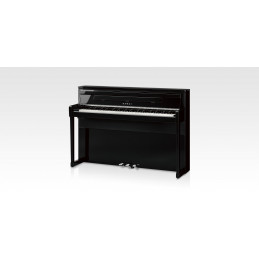 KAWAI CA99EP PIANOFORTE DIGITALE 88 NOTE NERO LUCIDO