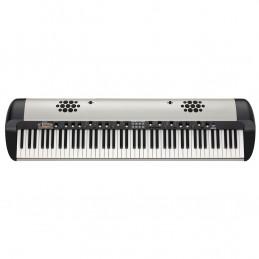 KORG SV-2 STAGE PIANO DIG.88 TASTI PESATI RH3,MIDI,USB, SILVER