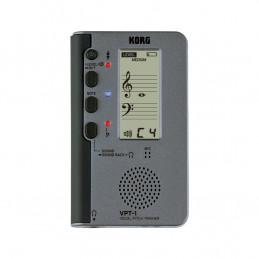 KORG  VPT-1 VOCAL PITCH TRAINER, ACCORDATORE E METRONOMO
