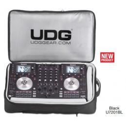 U7201BL - URBANITE MIDI CONTROLLERS BACKPACK MEDIUM BLACK