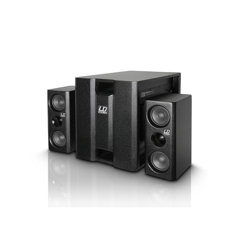 LD SYSTEMS DAVE 8 XS COMPACT ACTIVE PA SYSTEM