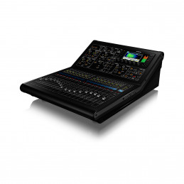 MIDAS  M32R LIVE MIXER DIGITALE 16IN-8OUT, 8 DCA, 17 FADER