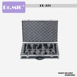 MP AUDIO DR771 KIT 7 MICROFONO PER BATTERIA