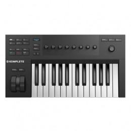 NATIVE INSTRUMENTS A25 KOMPLETE KONTROL KEYBOARD CONTROLLER MIDI