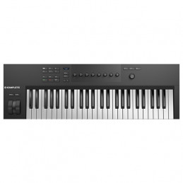 NATIVE INSTRUMENTS A49 KOMPLETE KONTROL KEYBOARD CONTROLLER MIDI