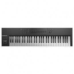 NATIVE INSTRUMENTS A61 KOMPLETE KONTROL KEYBOARD CONTROLLER MIDI