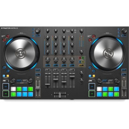 NATIVE INSTRUMENTS TRAKTOR KONTROL S3, CONTROLLER 4CH X DJ