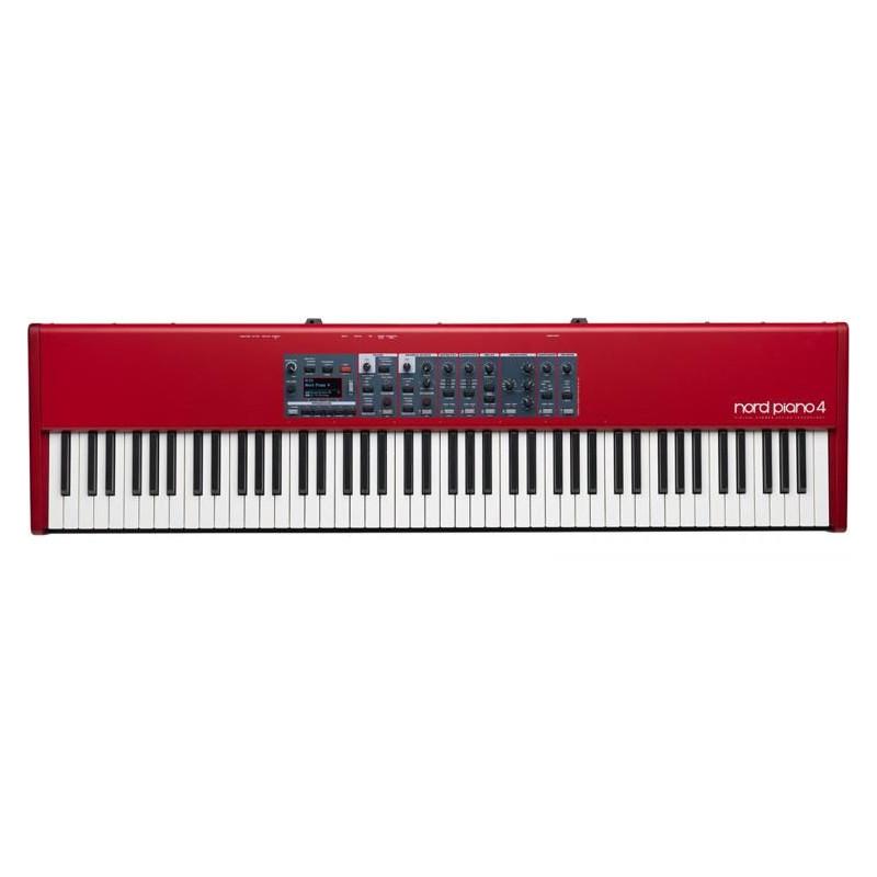 NORD PIANO 4 STAGE PIANO 88 TASTI PESATI, MDI, USB