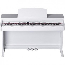 ORLA CDP-101 DIGITAL PIANO 88 GRADE HAMMER ACTION, BIANCO LUCIDO