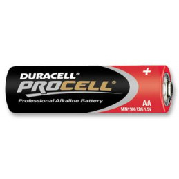 DURACELL MN 1500 - PROCELL