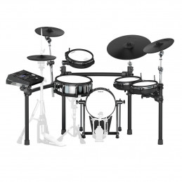 ROLAND TD-50K E-DRUMSET 5 PAD, W/DRUMSTAND