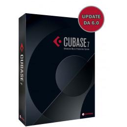 STEINBERG CUBASE 7 UPDATE DA 6.0