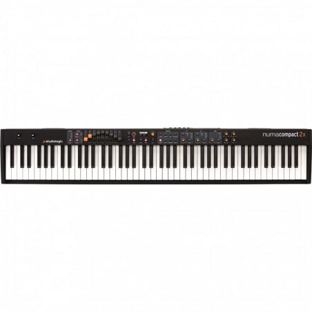 STUDIO LOGIC NUMA COMPAC 2 X STAGE PIANO 88 TASTI SEMIPESATI