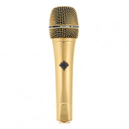 TELEFUNKEN M80 GLD MICROFONO DINAMICO CARDIOIDE GOLD