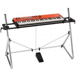VOX CONTINENTAL 61 TASTI, ORGAN&E.PIANO, W/STAND&V861