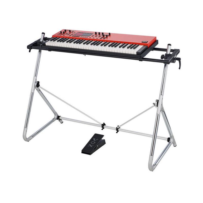 VOX CONTINENTAL 73 TASTI, ORGAN&E.PIANO, W/STAND&V861