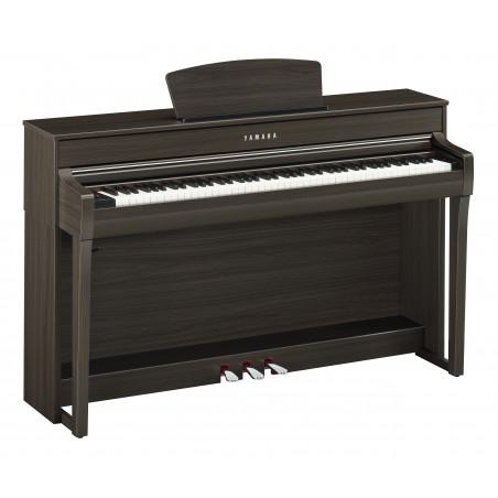 YAMAHA CLP-735/DW DIGITAL PIANO 88 NOTE NOCE SCURO