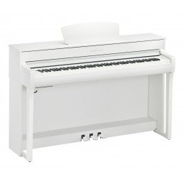 YAMAHA CLP-735/WH DIGITAL PIANO 88 NOTE BIANCO OPACO