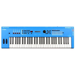 YAMAHA MX61II SYNTH 61TASTI, BLUE