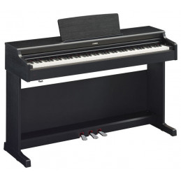 YAMAHA YDP164B DIGITAL PIANO 88 TASTI PESATI - BLACK