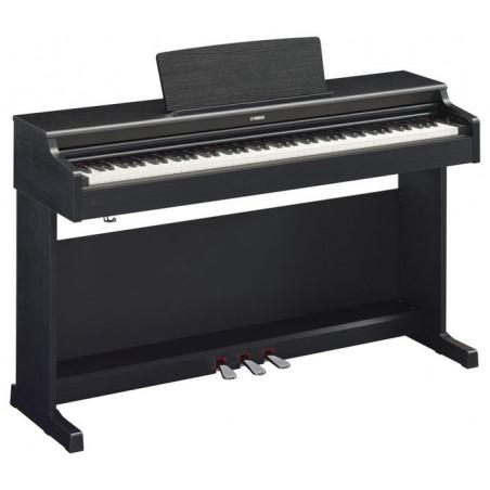 YAMAHA YDP164B DIGITAL PIANO 88 TASTI PESATI - BLACK