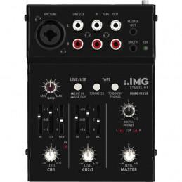 IMG MMX-11USB MINI MIXER 2 CH