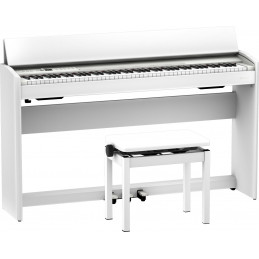 ROLAND F701-WH DIGITAL PIANO