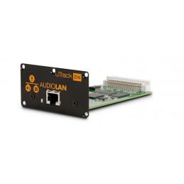 uTrack24 AudioLAN Option Card