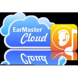 EarMaster Cloud Licensing 400 crediti