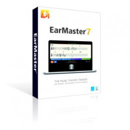 EarMaster Pro 7 Family Pack (3 computer)