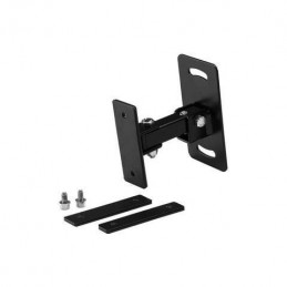 Adjustable Wall Mount per 8X40 Nero