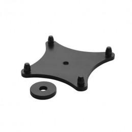 Stand Plate per 8X2X Iso-Pod
