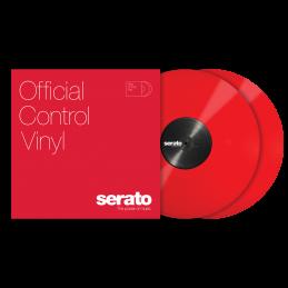12'' Serato Standard Colors Red