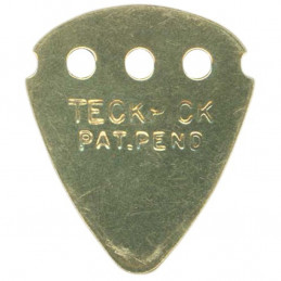 467R.BRS Brass Teckpick