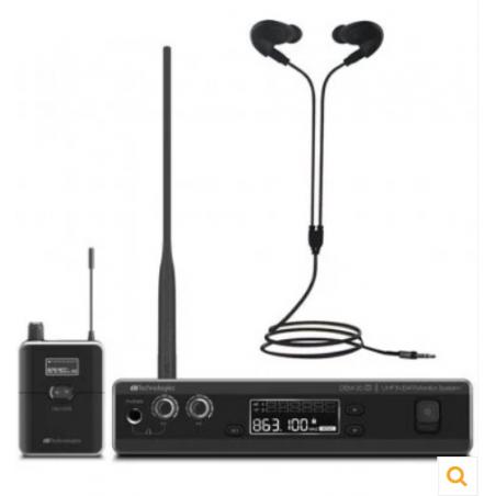 DB TECHNOLOGIES DEM30 SISTEMA IN EAR MONITOR 96 FREQ.