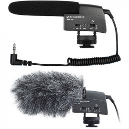 SENNHEISER MKE 400 KIT WIND...