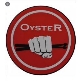 """OYSTER DRUM PAD 12"""""""