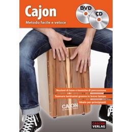 CASCHA HH1704 METODO CAJON