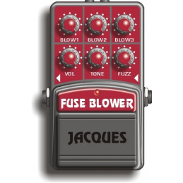 JACQUES FUSE BLOWER DISTORTION