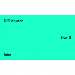 ABLETON LIVE 11 INTRO...