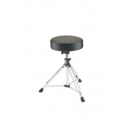 K&M  chrome Drummers throne Picco