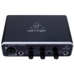 BEHRINGER SCHEDA AUDIO U-PHORIA UMC22 - USB