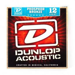 DAP1254 Acoustic Phosphor Bronze, Light Set/6
